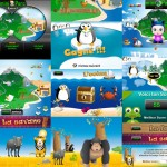 Mini-Parc 8 jeux plateauxpour enfants